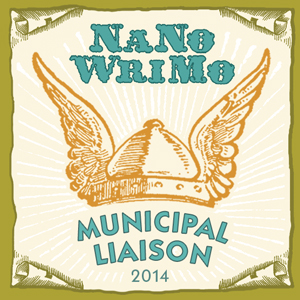 NaNoWriMo ML Badge 2014