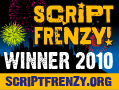 Screnzy 2010 Winner Badge